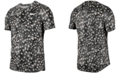 Nike Men's Court Challenger Printed Tennis Top