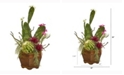 Nearly Natural 26in. Mixed Cactus Artificial Plant in Decorative Planter