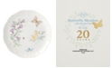 Lenox Butterfly Meadow Gold - 20th Anniversary Tiger Swallow Dinner Plate
