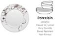 Noritake Raptures Platinum Dinner Plate