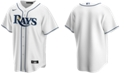 Nike Men's Tampa Bay Rays Official Blank Replica Jersey
