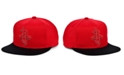 Mitchell & Ness Houston Rockets 2 Team Reflective Snapback Cap