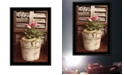 Trendy Decor 4U Trendy Decor 4u Welcome Roses by Anthony Smith, Ready to Hang Framed Print Collection
