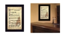 Trendy Decor 4U Trendy Decor 4U Man Up by Millwork Engineering, Ready to hang Framed Print Collection