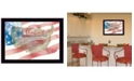 Trendy Decor 4U Trendy Decor 4u I Stand by Cindy Jacobs, Ready to Hang Framed Print Collection