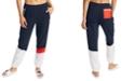 Champion Women's Mixed-Media Sweatpants