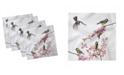 "Ambesonne Birds Set of 4 Napkins, 12"" x 12"""