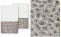 Linum Home Spots 2 Piece Hand Towel Set