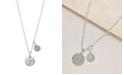 ETTIKA Simplicity Coin Chain Women's Necklace