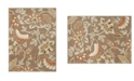 "Global Rug Designs Haven Hav13 Taupe 7'10"" x 10'5"" Area Rug"