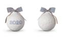 Lladro Lladro Collectible Figurine, 2020 Blue Christmas Ball