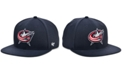 '47 Brand Columbus Blue Jackets No Shot Snapback Cap