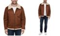 Calvin Klein Men's Faux-Shearling Jacket