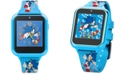 Accutime Kid's Sonic Blue Silicone Strap Smart Watch 46x41mm