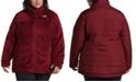 The North Face Women's Plus Size Mossbud Reversible Fleece Jacket