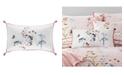 "J Queen New York Beatrice Rose 12 X 20"" Rectangular Decorative Throw Pillow"