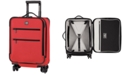 """Victorinox Swiss Army CLOSEOUT! 50% Off Victorinox Lexicon 20"""" Global Carry On Expandable Spinner Suitcase"""