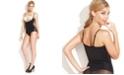 SPANX Firm Control Mesh Around Open Bust Bodysuit 2413