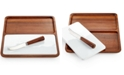 The Cellar Acacia Wood Cheese Platter, Created for Macy's