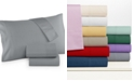 Charter Club CLOSEOUT! California King 4-pc Sheet Set, 300 Thread Count Egyptian Cotton Blend, Created for Macy's
