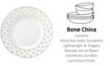 kate spade new york Larabee Road Gold Bone China Dinner Plate
