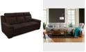 Furniture Closeout Zane 88 Quot Leather Sofa Furniture Macy S
