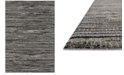 "Loloi Emory EB-02 Grey/Black 3'10""x5'7"" Area Rug"