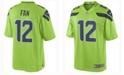 Nike Men's 12th Fan Seattle Seahawks Limited Color Rush Jersey