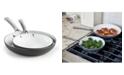 "Calphalon Classic Ceramic 8"" & 10"" Omelette Pans"