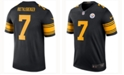 Nike Ben Roethlisberger Pittsburgh Steelers Color Rush Jersey, Big Boys (8-20)