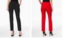 INC International Concepts I.N.C. Petite Straight-Leg Pants, Created for Macy's