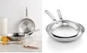 "Calphalon Classic Stainless Steel 8"" & 10"" Fry Pan Set"