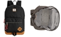 Steve Madden Men's Solid Classic Sport Backpack