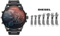Diesel Men's Mr. Daddy 2.0 Stainless Steel Bracelet Watches