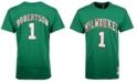 Mitchell & Ness Men's Oscar Robertson Milwaukee Bucks Hardwood Classic Player T-Shirt