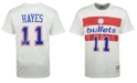 Mitchell & Ness Men's Elvin Hayes Washington Bullets Hardwood Classic Player T-Shirt