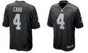 Nike Men's Derek Carr Oakland Raiders Game Jersey