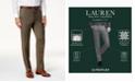 Lauren Ralph Lauren Men's Classic-Fit Microtwill Ultraflex Machine Washable Dress Pants