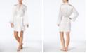Linea Donatella Midnight Short Wrap Robe