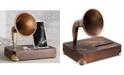 Studio Mercantile Wood Smartphone Dock & Amplifier, Created for Macy's