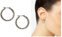"""Lucky Brand Earrings, Small 1"""" Round Hoop"""