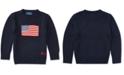 Polo Ralph Lauren Toddler Boys Cotton Sweater
