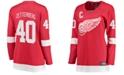 Fanatics Women's Henrik Zetterberg Detroit Red Wings Breakaway Player Jersey