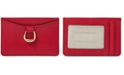 Lauren Ralph Lauren Bennington Mini Leather Card Case