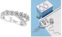 EFFY Collection EFFY® Diamond Crisscross Ring (1-1/4 ct. t.w.) Ring in 14k White Gold