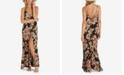 Billabong Juniors' Floral-Print Maxi Dress