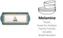 Portmeirion Pimpernel Coastal Breeze Melamine Sandwich Tray