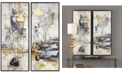 Uttermost Life Scenes 2-Pc. Abstract Wall Art Set