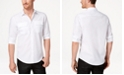 INC International Concepts INC Men's Utility Shirt, Created for Macy's