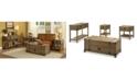 Coast to Coast Carmel Living Room Table Collection